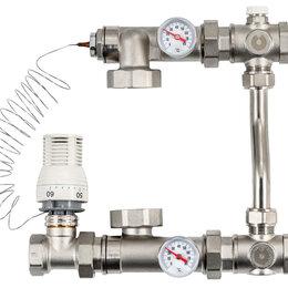 Комплектующие для радиаторов и теплых полов - Насосно-смесительный узел MIX LOOP 89, 0