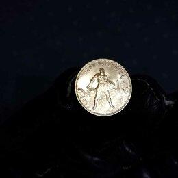 Монеты - Золотой червонец сеятель 1981 оригинал, 0