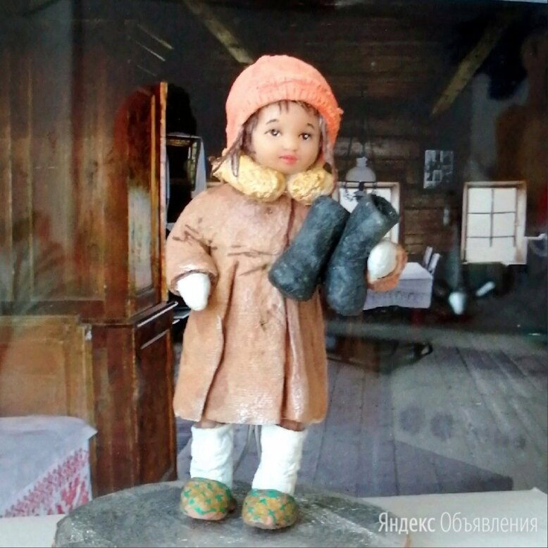 авторская игрушка на елку  по цене 1500₽ - Новогодние фигурки и сувениры, фото 0