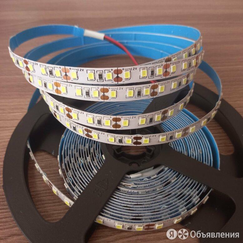 лента светодиодная smd 2835 120 leds 12v 9,6 w 6500К по цене 185₽ - Светодиодные ленты, фото 0