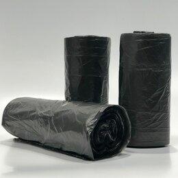 Упаковочные материалы - Мешки д/мусора  30л, 30шт/уп особо прочные 15 мкм (100), 0