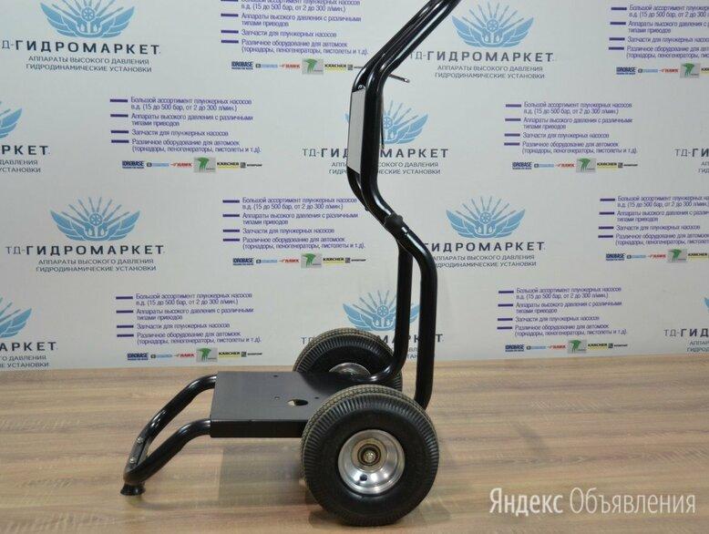 Двухколесная тележка с пневматическими колесами по цене 10190₽ - Тележки и тачки, фото 0