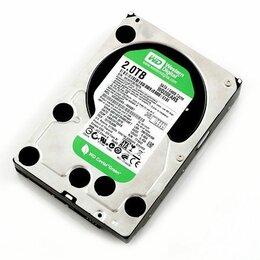 Внутренние жесткие диски - HDD 2TB WD, 0