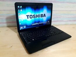 Ноутбуки - Ноутбук Toshiba (4яд/4гб/дискретное видео), 0