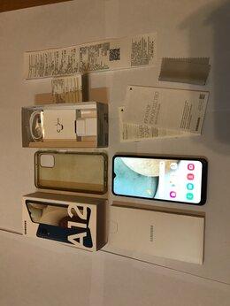 Мобильные телефоны - Samsung Galaxy а12  64/4гб, 0