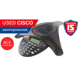 VoIP-оборудование - Polycom SoundStation2 (used), 0