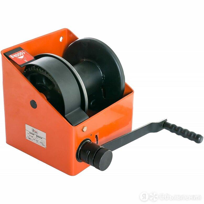 Ручная лебедка EURO-LIFT VS-1000 по цене 39570₽ - Грузоподъемное оборудование, фото 0