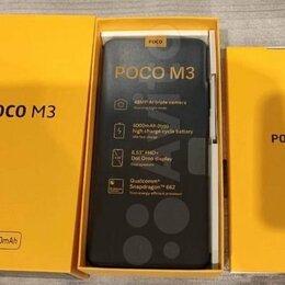 Мобильные телефоны - Хiаоmi Poco M3 (Snapdragon 662) 4/64Gb, 0