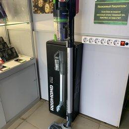 Вертикальные пылесосы - Вертикальный пылесос Redmond RV-UR355, 0