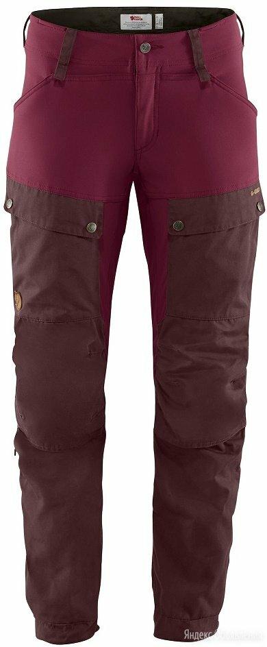 Брюки FR Keb Trousers Reg Dark Garnet-Plum ж. по цене 21150₽ - Брюки, фото 0
