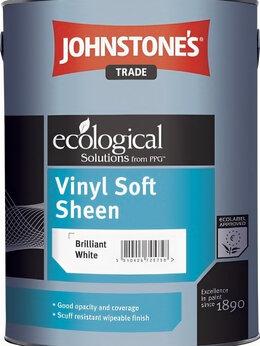 Аэрозольная краска - Johnstone`s Vinyl Soft Sheen, 0