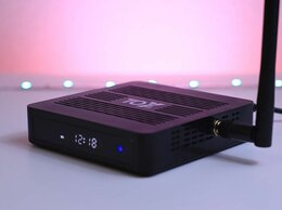 ТВ-приставки и медиаплееры - Тв Бокс TOX1 S905X3, 0