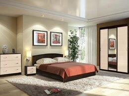 Кровати - Спальня Кэт 7 набор 1, 0