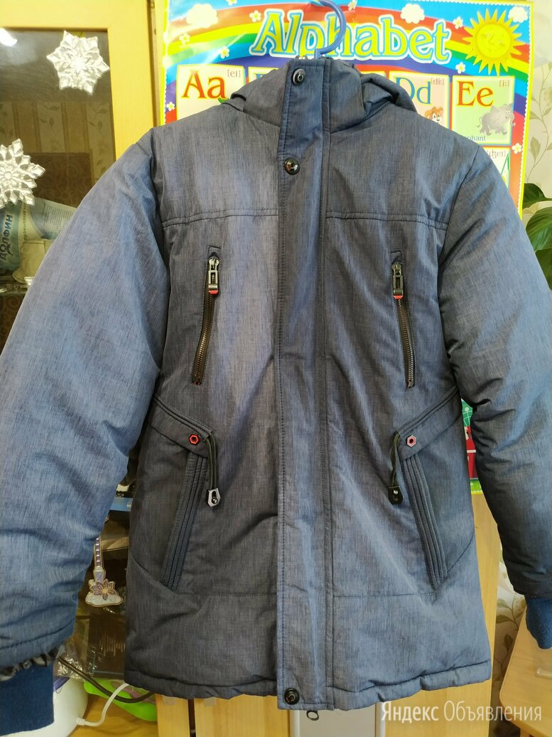 Куртка зимняя на мальчика по цене 1000₽ - Куртки и пуховики, фото 0