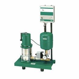 Насосы и комплектующие - Установка Wilo CO-1MVIS205/CE-EB-R, 0
