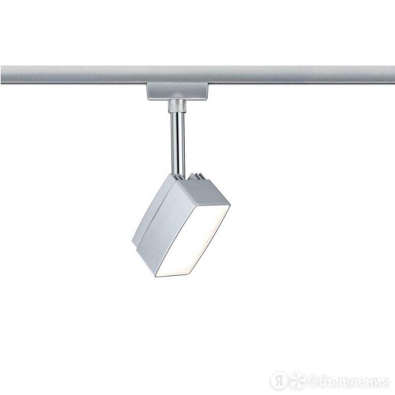 Трековый светодиодный светильник Paulmann URail Pedal 95269 по цене 5800₽ - Споты и трек-системы, фото 0