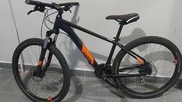 Велосипеды - Велосипед cube AIM PRO 27.5 black / orange, 0