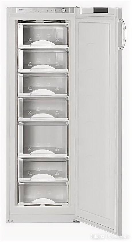Морозильник Атлант 7204-100, новый, гарантия по цене 28764₽ - Морозильники, фото 0