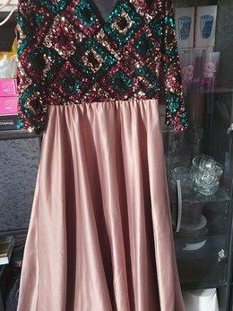 Платья - Вечерняя платья 3 шт разного размера 46-48,…, 0
