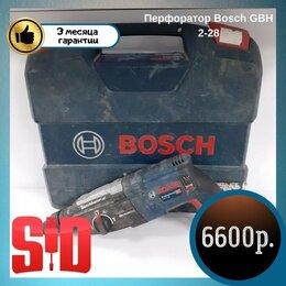 Перфораторы - Перфоратор Bosch GBH 2-28, 0