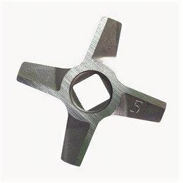 Запчасти и расходные материалы - Нож мясорубки Zelmer двухсторонний №5 86.1009,…, 0