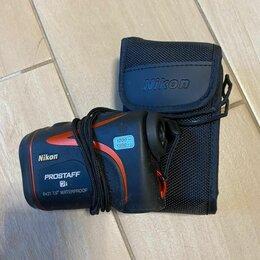 Измерительные инструменты и приборы - Оптический дальномер nikon prostaff 7i, 0