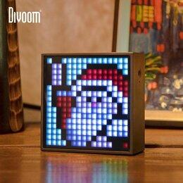 Портативная акустика - Divoom Timebox Evo Portable Speaker Wireless , 0