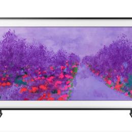 "Телевизоры - Телевизор 43"" QLED Samsung 43LS03R The Frame 4K UHD Smart TV (чёрный), 0"