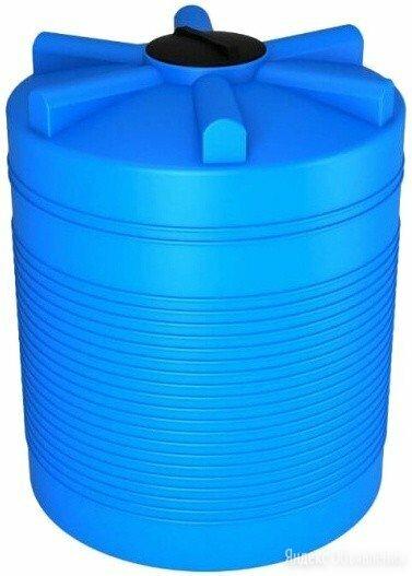 Емкость для воды 3000 л по цене 26100₽ - Баки, фото 0