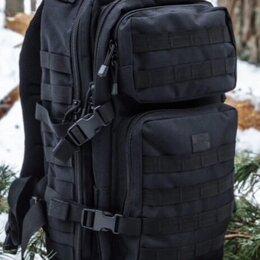 Рюкзаки - Рюкзак чёрный большой, 0