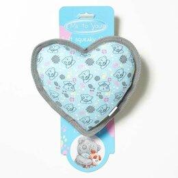 Развивающие игрушки - ME TO YOU SOFT SQUEAKY HEART / Мягкая пищащая игрушка Сердце , 0