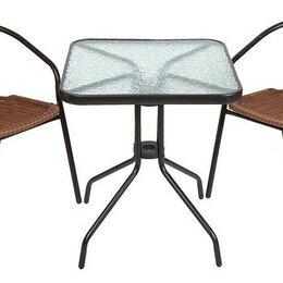 Плетеная мебель - Набор уличный Bistro, 0
