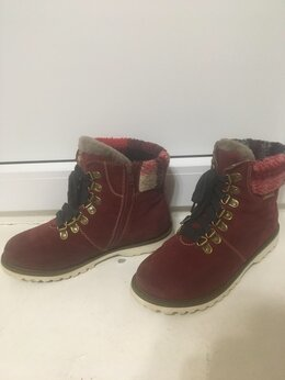 Ботинки - Ботинки зимние Bagira 37 размер, 0