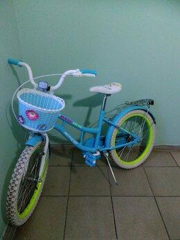 Велосипеды - Велосипед новый для девочки , 0