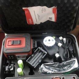 Измерительные инструменты и приборы - Лазерный Нивелир Elitech лн 360/3-зел, 0