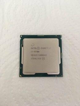 Процессоры (CPU) - Процессор Intel Core i7 9700 Socket 1151v2, 0
