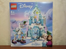 Конструкторы - LEGO Disney Frozen 43172 Волшебный ледяной замок…, 0