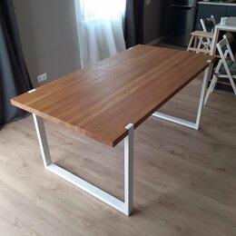 Столы и столики - Стол из массива дуба , 0