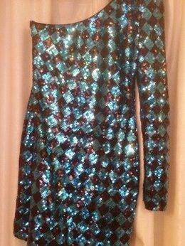 Платья - Женское платье Ottmill из блестящих чешуек…, 0