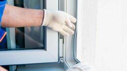 Ремонт и монтаж товаров - Замена уплотнителя на окнах, 0