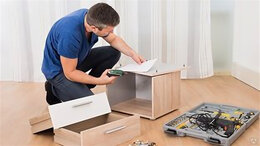 Сборщик - Сборщик мебели с ежедневной оплатой, 0
