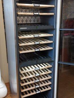 Винные шкафы - Винный шкаф Либхер 3-х зонный, 0