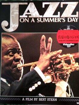 Видеофильмы - VHD диск – Jazz On A Summer's Day - 1959 –…, 0