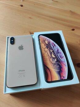 Мобильные телефоны - iPhone Xs 64gb gold, 0