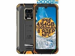 Мобильные телефоны -  Новинка 2021г Doogee S59 Orange 10050mAh 8ядер…, 0