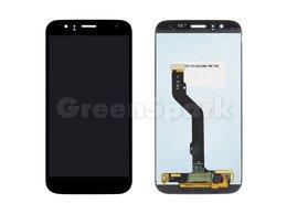 Дисплеи и тачскрины - Дисплей для Huawei G8 + тачскрин (черный), 0