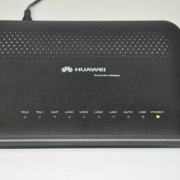 Оборудование Wi-Fi и Bluetooth - Huawei EchoLife HG850a, 0