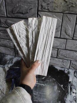Облицовочный камень - Декоративно гипсовый кирпич «Вертикальный» в…, 0
