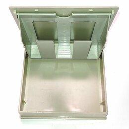 Сумки и боксы для дисков - Пластиковая коробка для дискет 5,25, 0