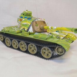 Сборные модели - Модель танка 59-patton , 0